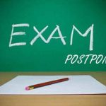 Management Postponed Ongoing Examination For 2-Days