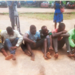 Nine Cultists Held For Ex-PolyIBADAN Student's Murder
