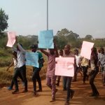 SUG President Assaulted & Slapped Over The Walk Against Increment In Tuition Fee