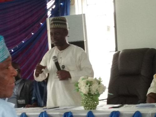 Rector - Prof. Kazeem Adebiyi